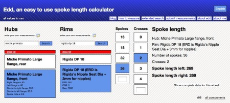 Spoke Calculator