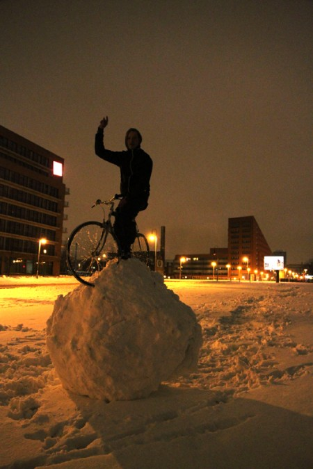 snowballs can be that big in berlin
