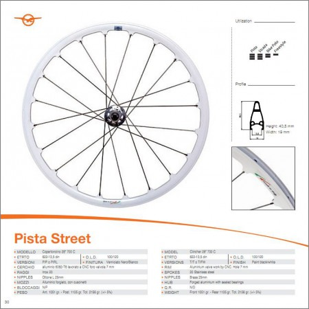 Catalogue Gipiemme - Pista Street