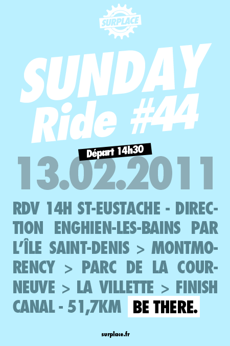 Sunday Ride 44