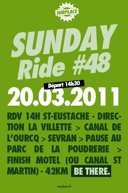 sunday ride #48