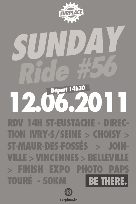 SUNDAY RIDE 56