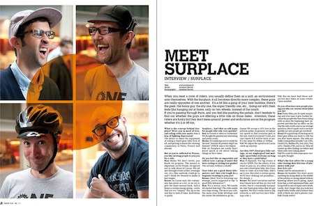 Landscape Magazine — Surplace