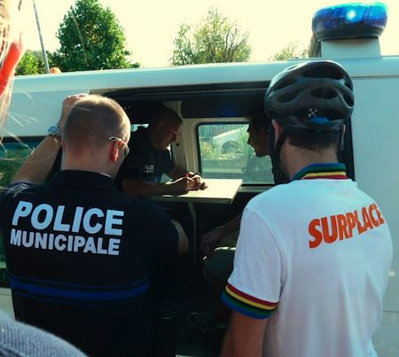 Police X Surplace — by Kovalsky