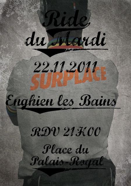 Ride du Mardi_Enghien-Les-Bains_Surplace