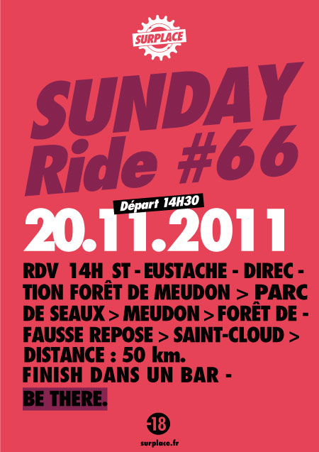 Sunday Ride #66