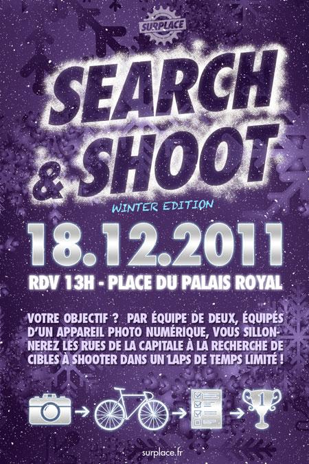 Christmas Search & Shoot