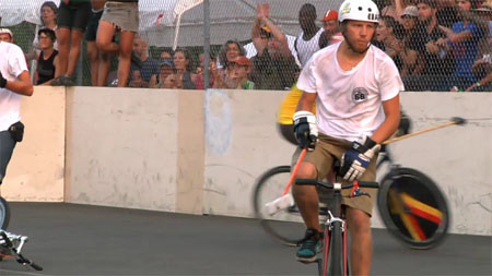 bike polo world class