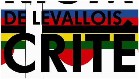 Critérium Levallois pignon fixe