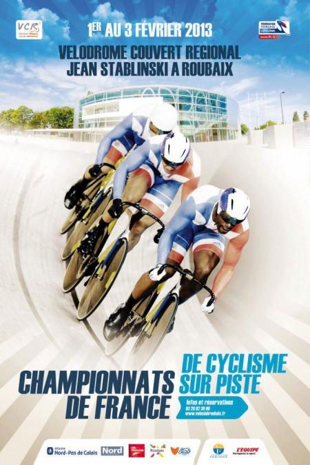 Championnats de France Piste