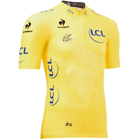 MAILLOT JAUNE FRONT