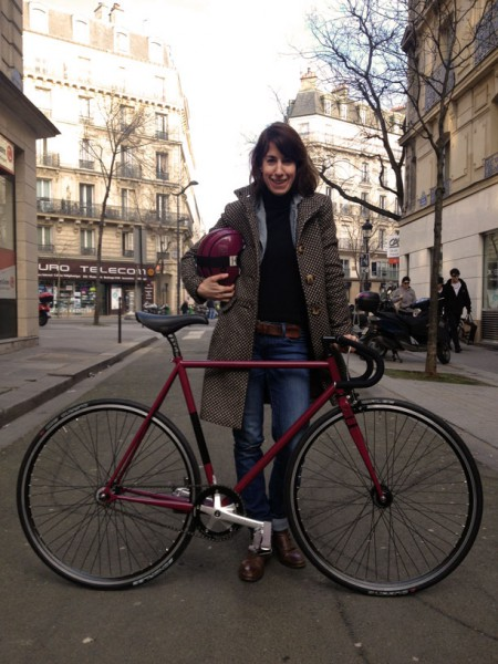 Claudia bike