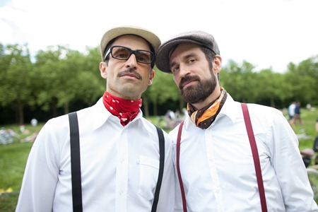 Freitag Brothers - Marcus & Daniel